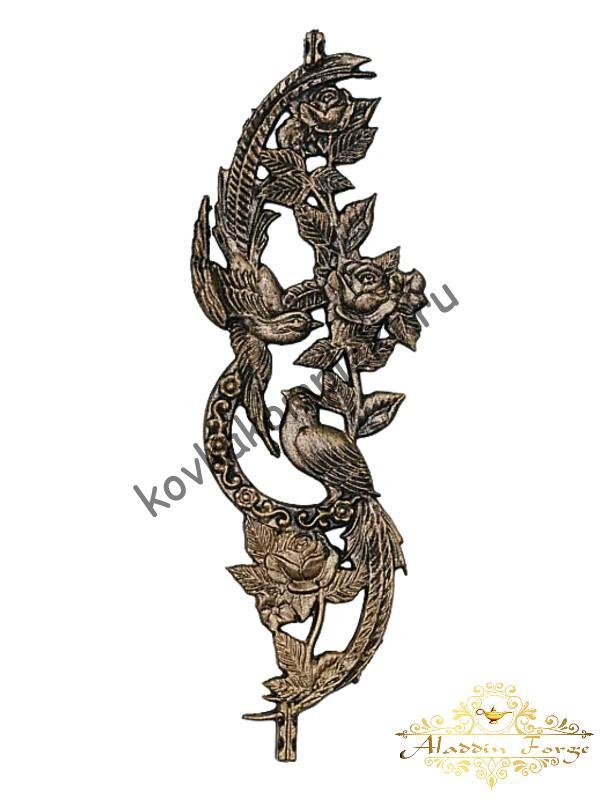 Вставка балясины 13 х 39 см (арт. 1140/2)