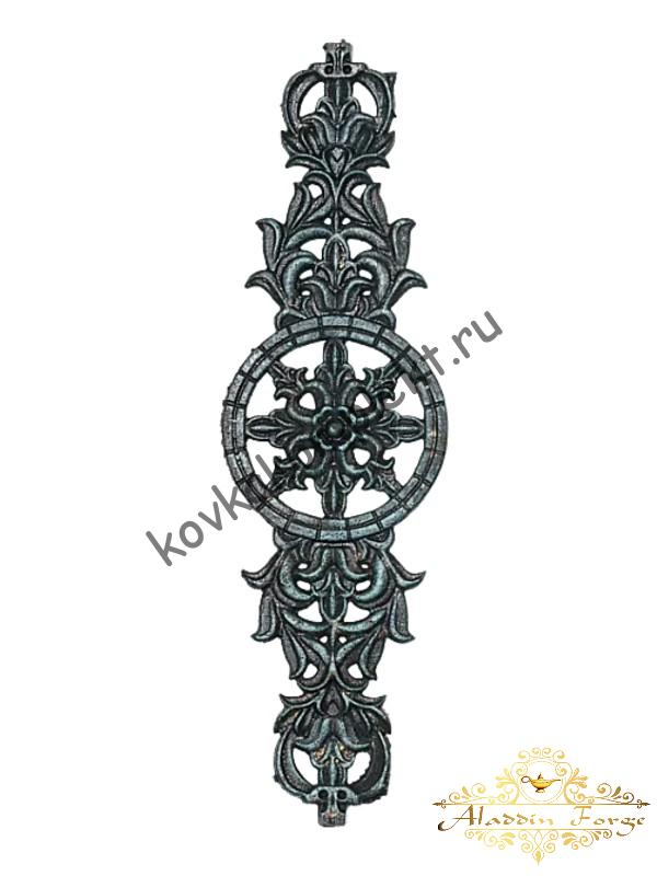 Вставка балясины 11 х 39 см (арт. 1145/2)