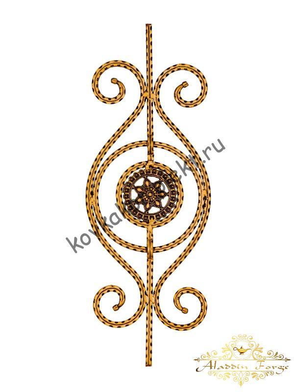 Балясина 25 х 75 см (арт. 1320)