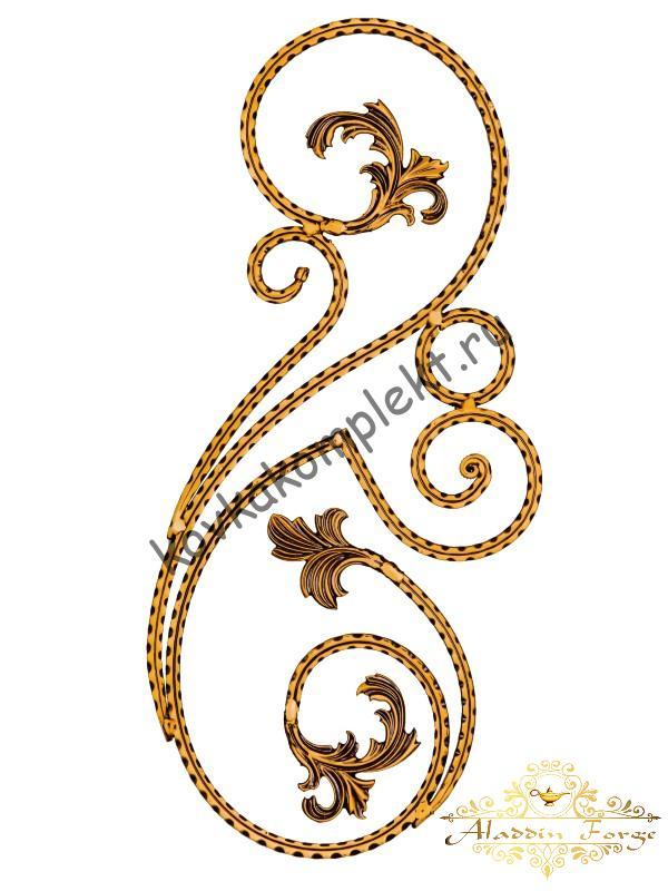 Балясина 32 х 75 см (арт. 1305)