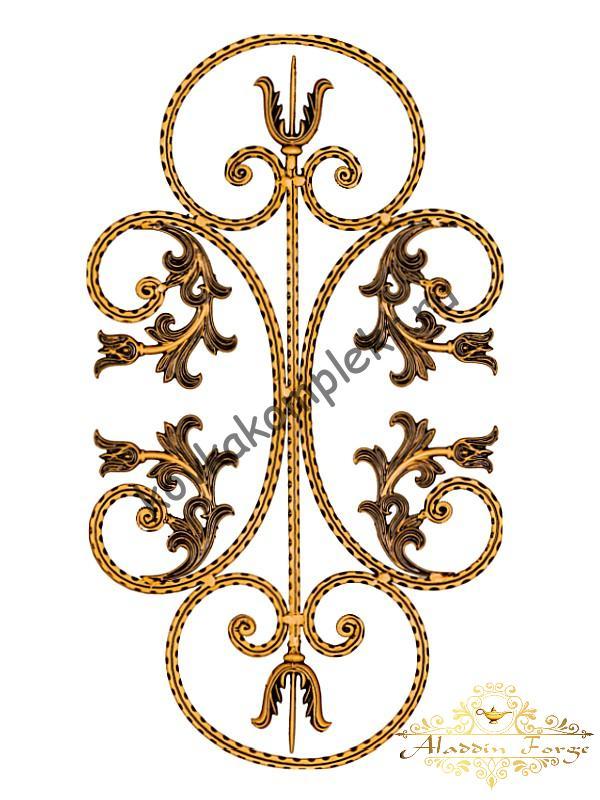 Балясина 47 х 80 см (арт. 1322)