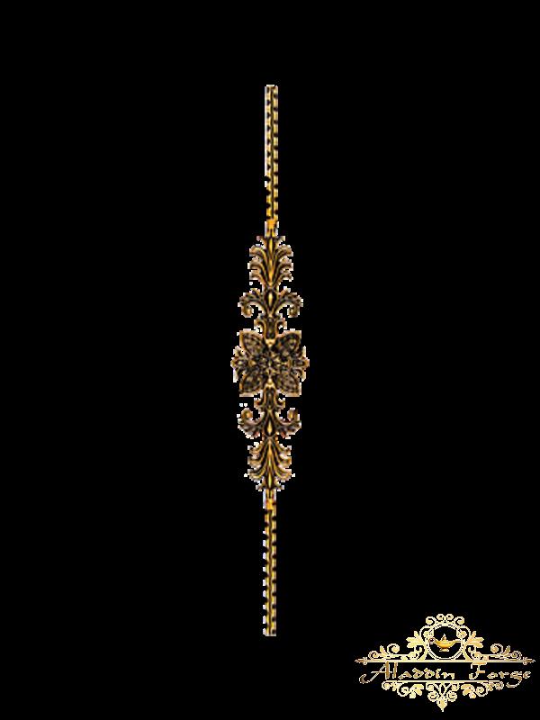 Балясина 10,5 х 75 см (арт. 1122)