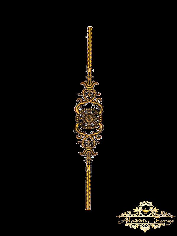 Балясина 9 х 75 см (арт. 1126)