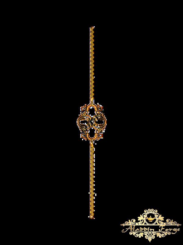 Балясина 11,5 х 75 см (арт. 1132)