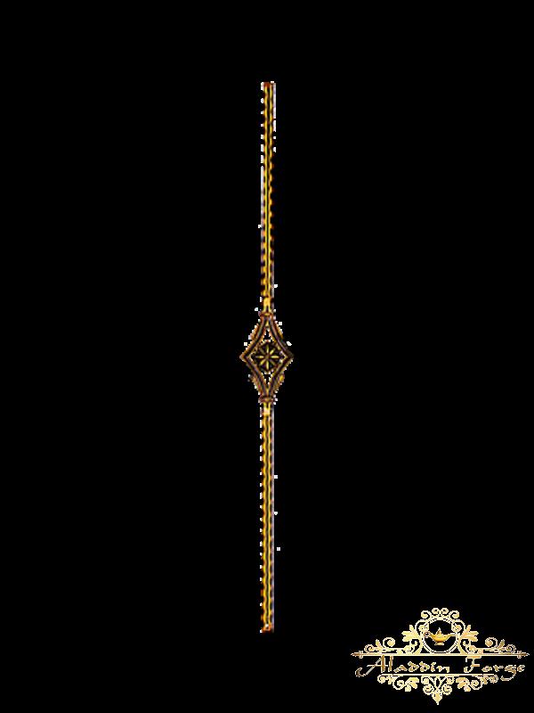 Балясина 7 х 75 см (арт. 1134)