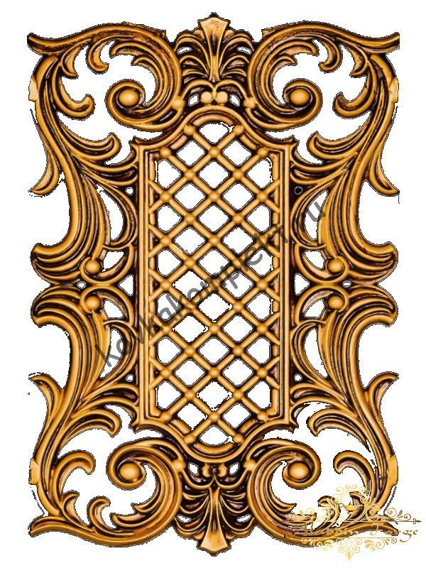 Декоративный узор 25 х 35 см (арт. 3282)