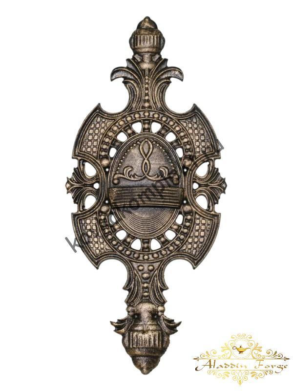 Декоративная накладка 22 х 50 см (арт. 3500)