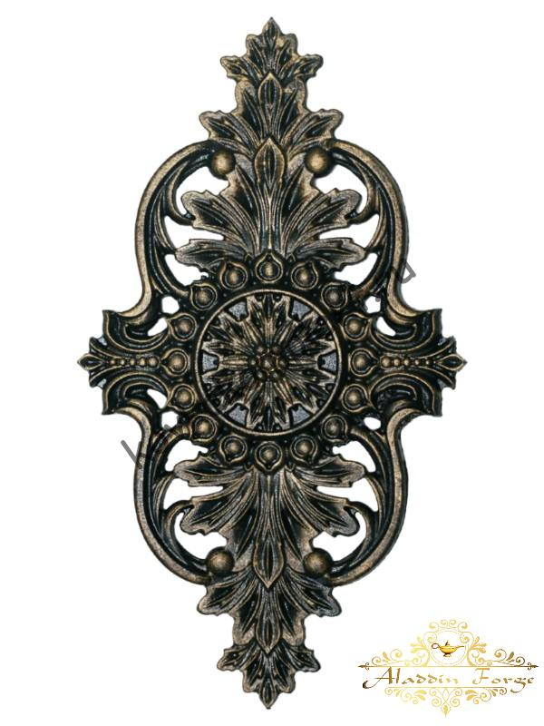 Декоративная накладка 27 х 37,5 см (арт. 3525)