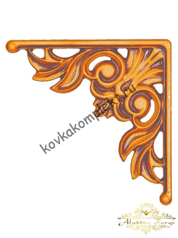 Декоративная накладка 14 х 14 см (арт. 3510)