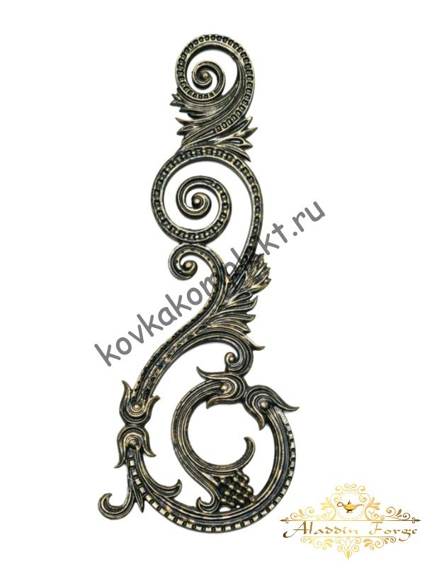 Декоративный узор 26 х 65 см (арт. 1513)