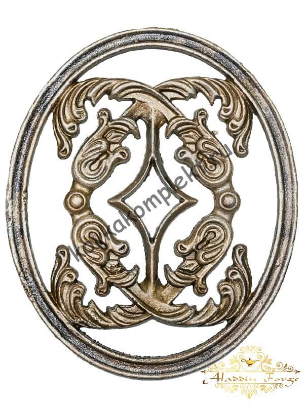 Декоративная накладка 27 х 32 см (арт. 3536)