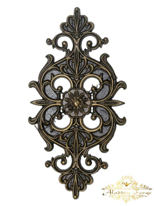 Декоративная накладка 20 х 40 см (арт. 3533)