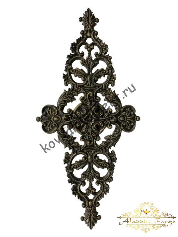 Декоративная накладка 25 х 53 см (арт. 4410)