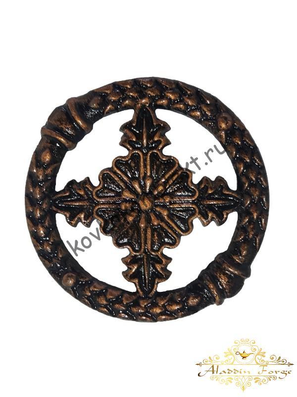 Декоративный узор 12 х 12 см (арт. 3279)