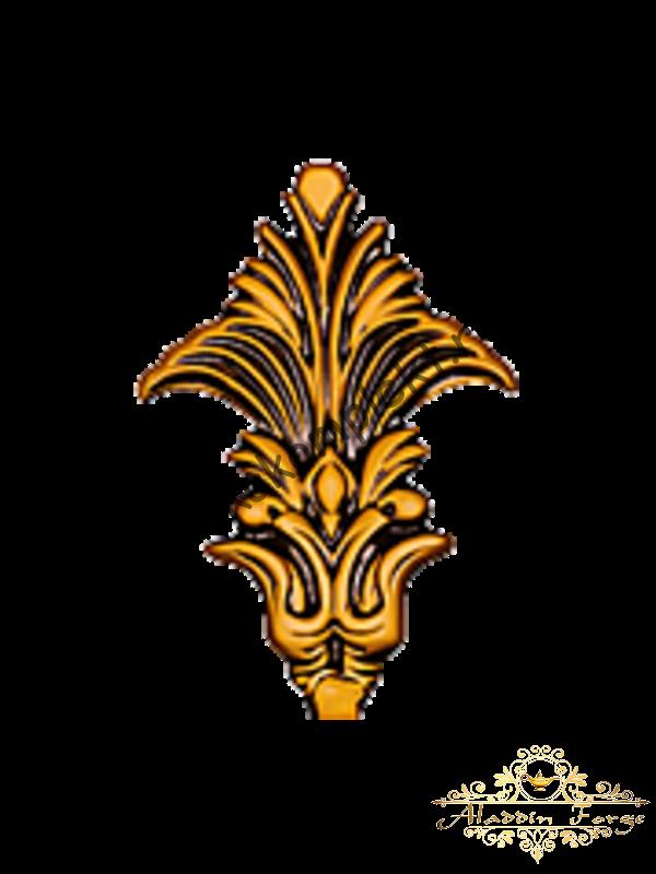 Декоративный узор 12 х 16 см (арт. 3251)