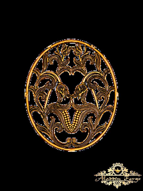 Декоративный узор 32,5 х 38 см (арт. 3289)