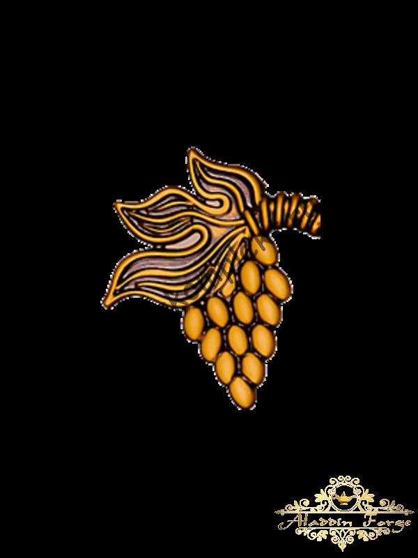 Декоративный кованый элемент (арт. 3140)