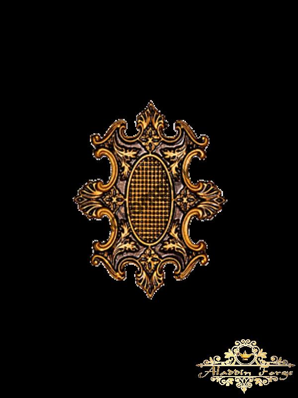Декоративный кованый элемент (арт. 3174)