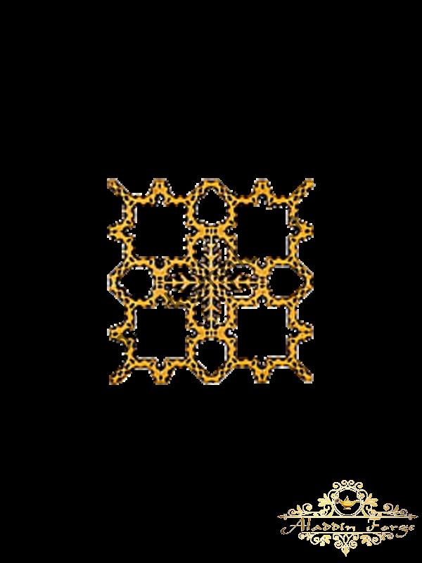 Декоративный узор 22 х 22 см (арт. 3291)