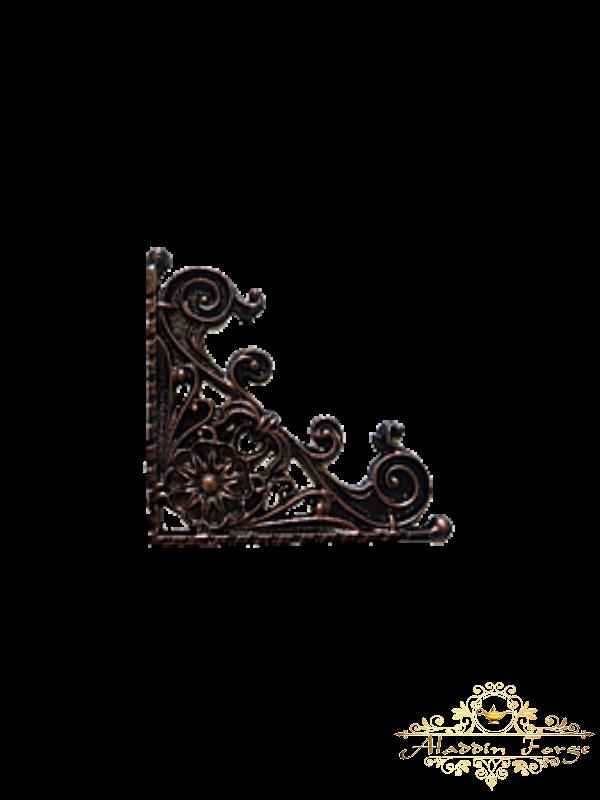 Декоративная накладка 15 х 15 см (арт. 3512)