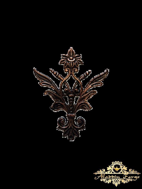 Декоративная накладка 19 х 23 см (арт. 3539)