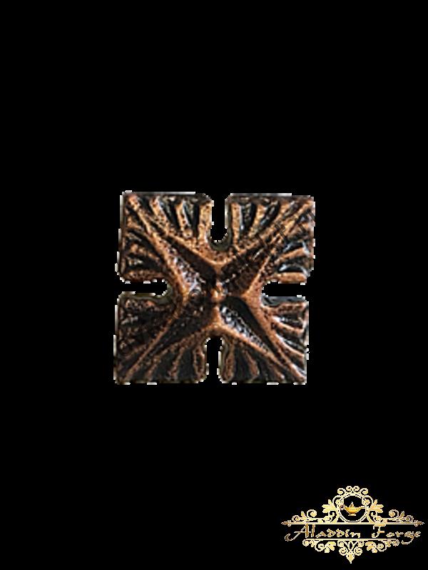 Декоративная накладка 5 х 5 см (арт. 3550)