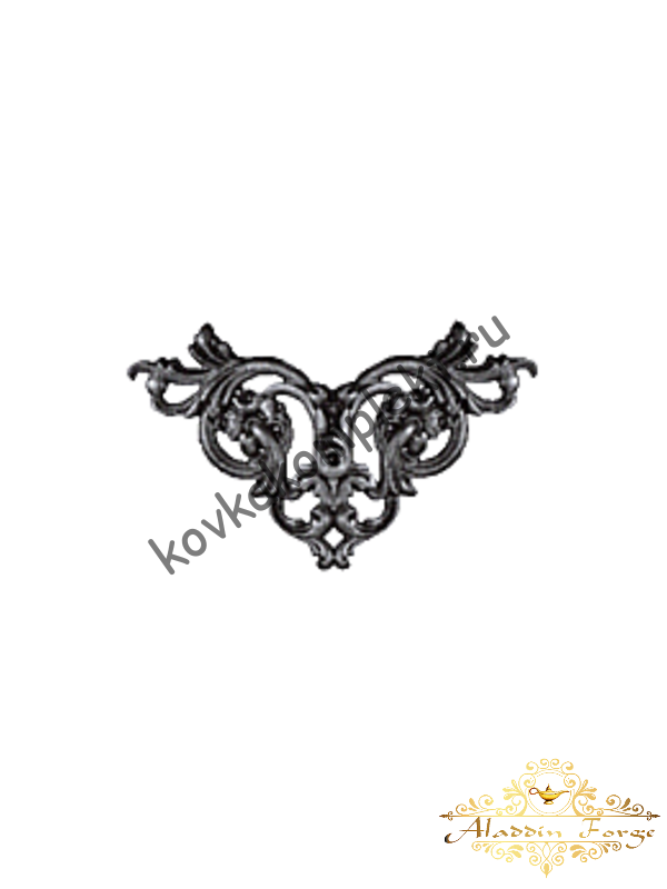 Декоративный элемент 15 х 15 см (арт. 4463)