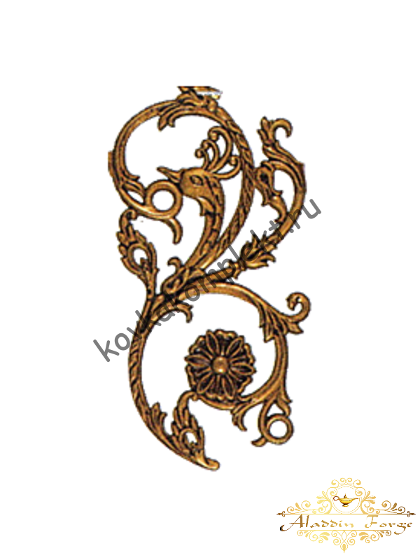 Декоративная накладка 40 х 20 см (арт. 4481/1)