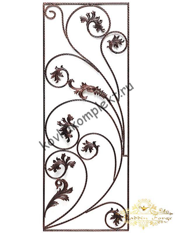 Панель декоративная 60 х 160 см (арт. 6216)