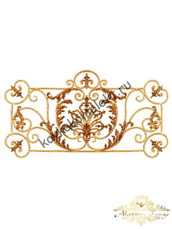 Панель декоративная 125 х 67 см (арт. 6760)