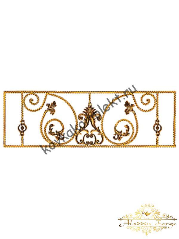 Панель декоративная 40 х 125 см (арт. 6131)