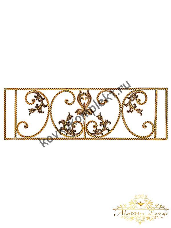 Панель декоративная 40 х 125 см (арт. 6171)