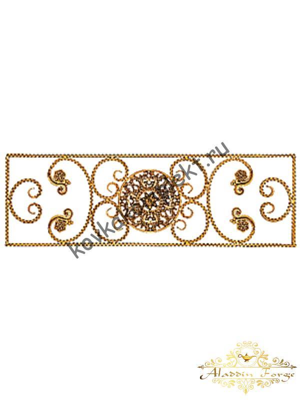 Панель декоративная 40 х 125 см (арт. 6191)