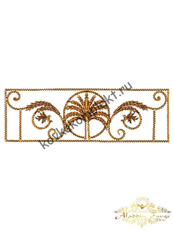 Панель декоративная 40 х 125 см (арт. 6251)