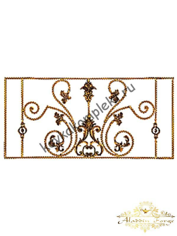 Панель декоративная 60 х 125 см (арт. 6135)