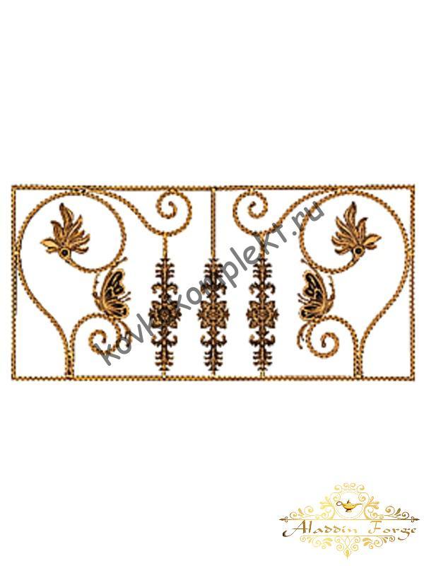 Панель декоративная 60 х 125 см (арт. 6235)
