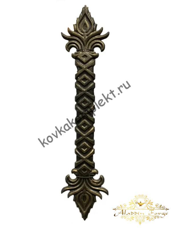 Дверная ручка 9 х 40 см (арт. 2555)