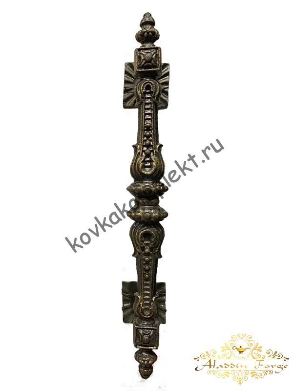 Ручка дверная 4,5 х 9 х 35 см (арт. 2700)