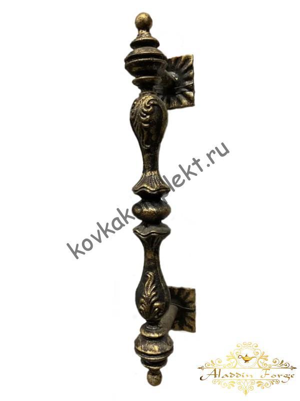 Ручка дверная 5 х 9 х 34 см (арт. 2701)