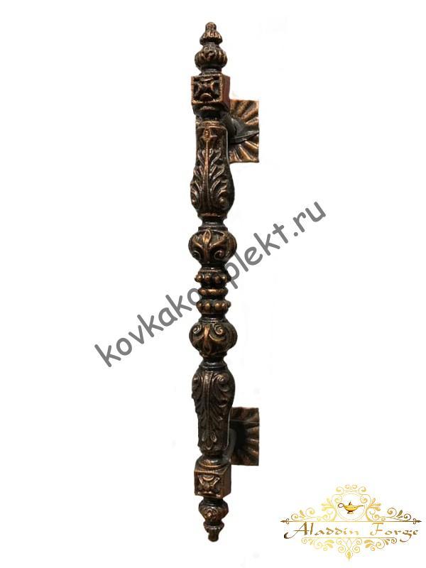 Ручка дверная 5 х 9 х 36 см (арт. 2702)