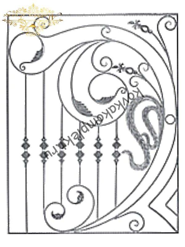 Панель декоративная 125 х 160 см (арт. 6784)