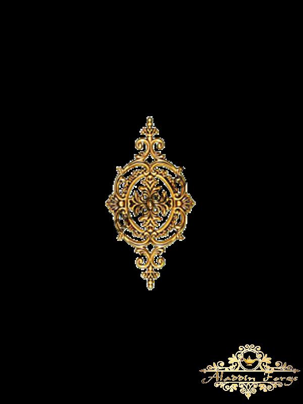 Декоративная накладка 21 х 40 см (арт. 4409)