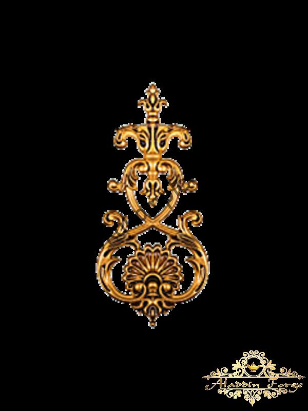 Декоративная накладка 17 × 35,5 см (арт. 4419)