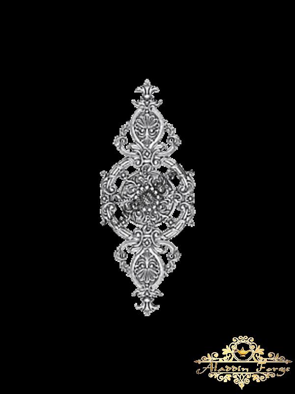 Декоративная накладка 62 х 25 см (арт. 4422)
