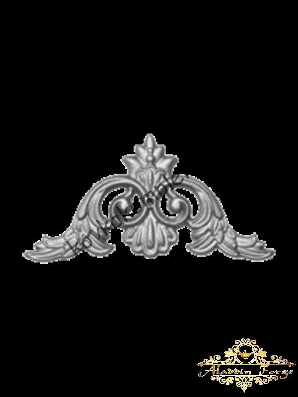 Декоративная накладка 14 х 14 см (арт. 4435)