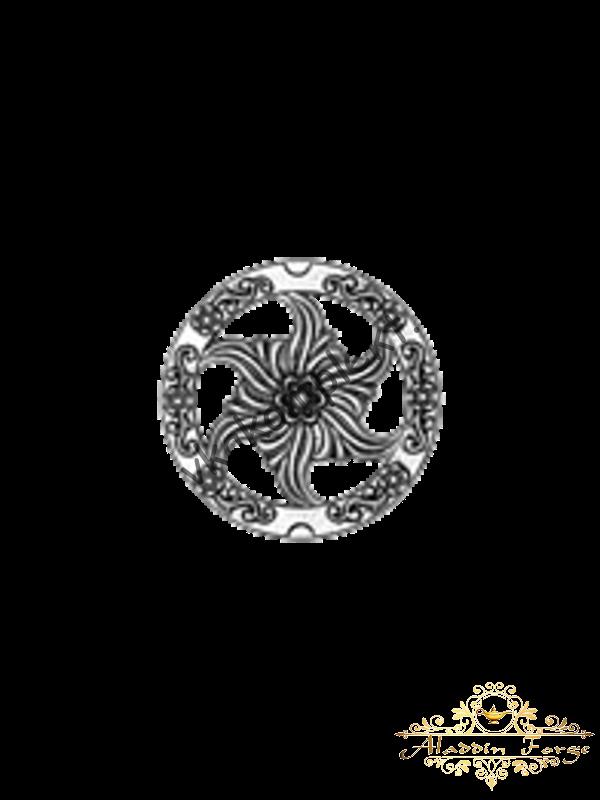 Декоративный элемент 12 х 12 см (арт. 4031)