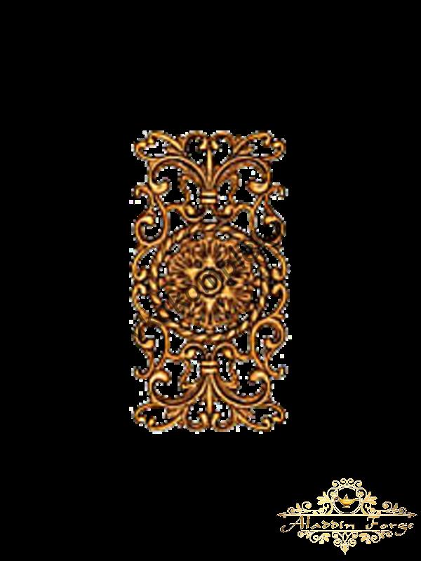 Декоративная накладка 40 х 20 см (арт. 4427)