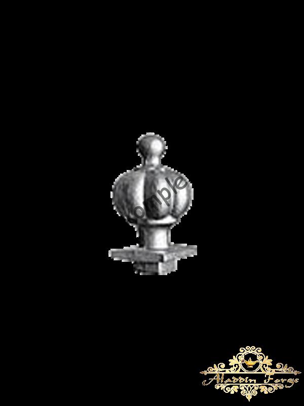 Декоративный узор 6 х 8 см (арт. 3405)