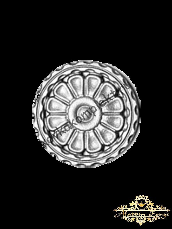 Декоративный кованый элемент (арт. 3697)