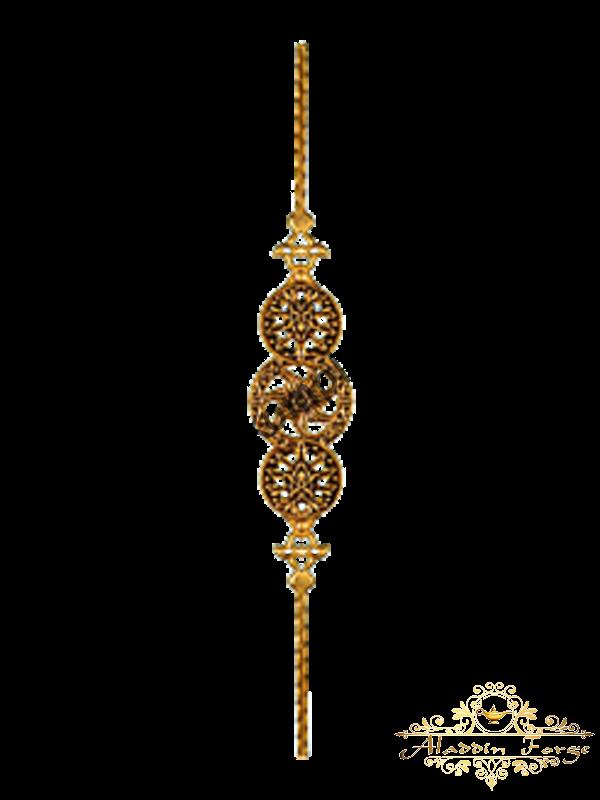 Балясина 10,5 х 75 см (арт. 1613)